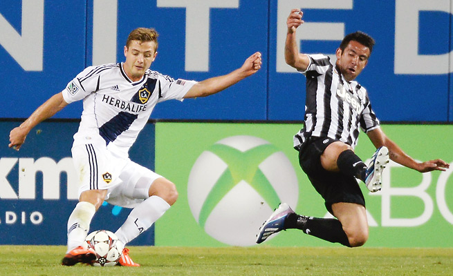 Robbie Rogers became the first openly gay male athlete to play in a U.S. professional league.