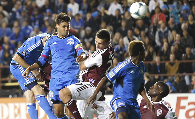 Chris Wondolowski scored the winner in the Earthquakes' 1-0 win over the Rapids on Wednesday.