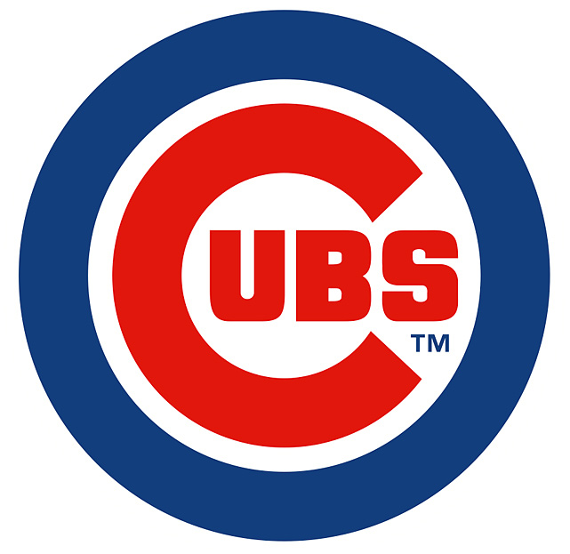 A wounded veteran of the Iraq war chose the Cubs' logo instead of an iris for his prosthetic eye.