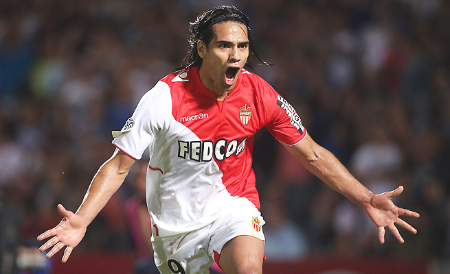 Radamel Falcao just joined Monaco this summer for a reported transfer fee of 60 million euros.