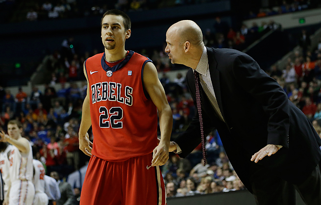 Marshall Henderson was suspended by coach Andy Kennedy and Mississippi for the start of the season.