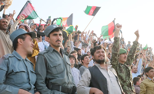 Afghans have quickly found a strong sense of pride in their national team and its accomplishments.