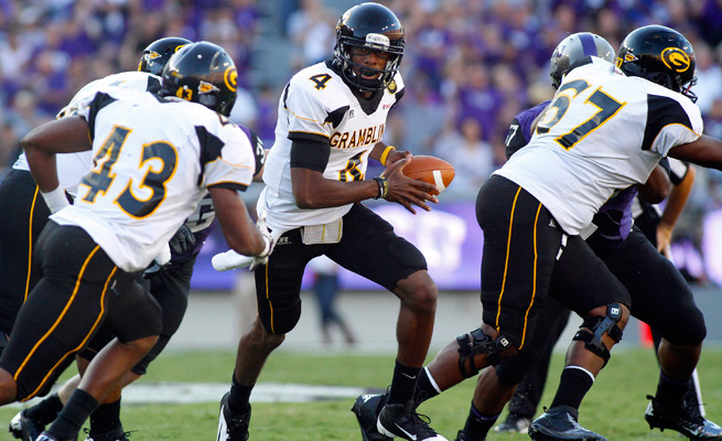 Grambling football players forfeited their game over the weekend after a conflict with the school.