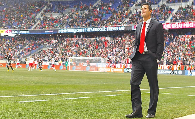 Red Bulls coach Mike Petke could deliver hardware to both his club and himself in the next week.