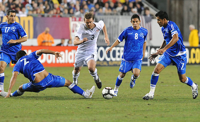 The match-fixing case against Salvadoran players includes a 2-1 loss to the U.S. in a 2010 friendly.