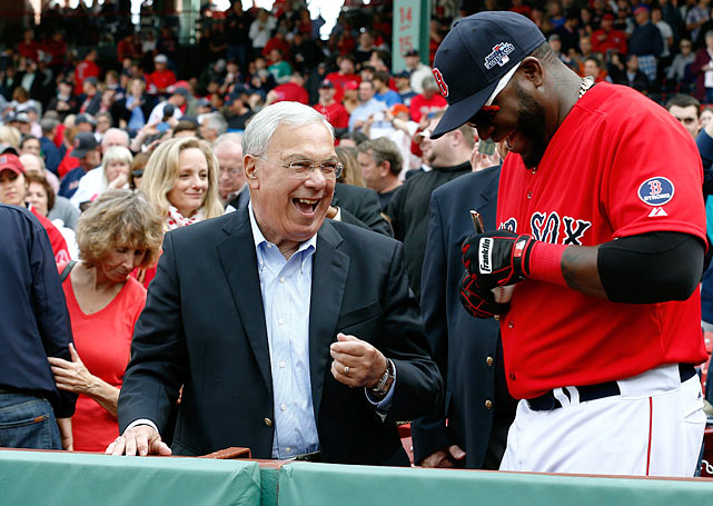 "Boston Mayor Thomas Menino added another chapter to his history of sports blunders on Tuesday (Oct. 22), telling reporters that he hopes the Red Sox win ""the World Series Cup,"" according to a tweet from <italics>Boston Globe</italics> reporter Maria Cramer. The 70-year-old Menino, currently serving his fifth and final term as mayor, is certainly no stranger to misspeaking when it comes to sports."