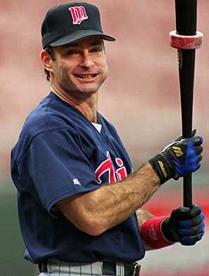 Paul Molitor, a Minnesota native, played his final three seasons for the Twins.