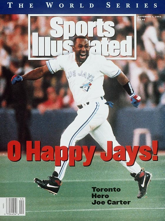 Joe Carter locked up the Blue Jays' second straight world championship with a walk-off home run in Game 6 against Phillies closer Mitch Williams. It was only the second time a World Series had ever ended on a home run. On the 20th anniversary (Oct. 23) of Carter's historic home run, we present other memorable World Series moments.