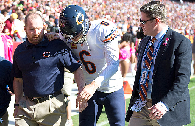 Last week was a very unfortunate week for fantasy owners to have Jay Cutler starting at quarterback.