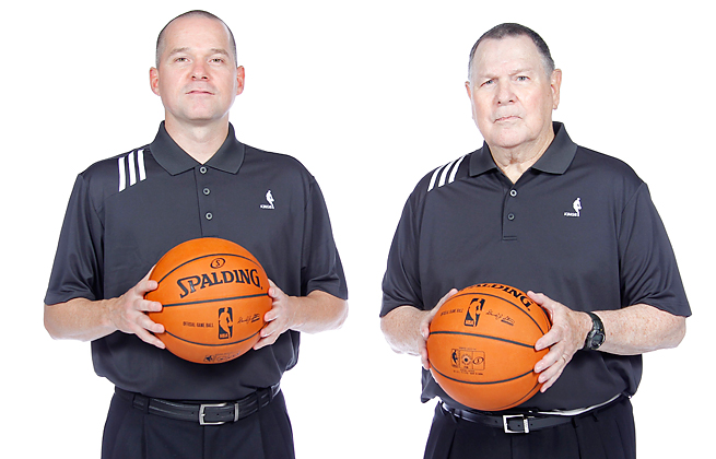 Brendan Malone had joined his son Michael's staff after 27 years of coaching in the NBA.