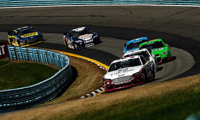 NASCAR's new qualifying format could be like the group format used this year on road courses.