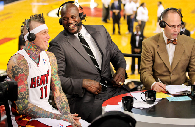 Has Shaquille O'Neal overstayed his welcome on TNT's set? Our panelists think so.
