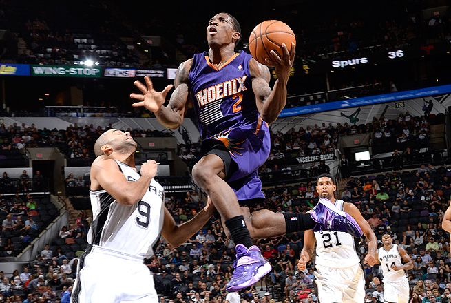 Eric Bledsoe will see more playing time with the Suns, which should increase his stats across the board.
