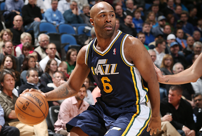 Jamaal Tinsley will return to the Jazz to help replace Trey Burke, who is out with a broken finger.