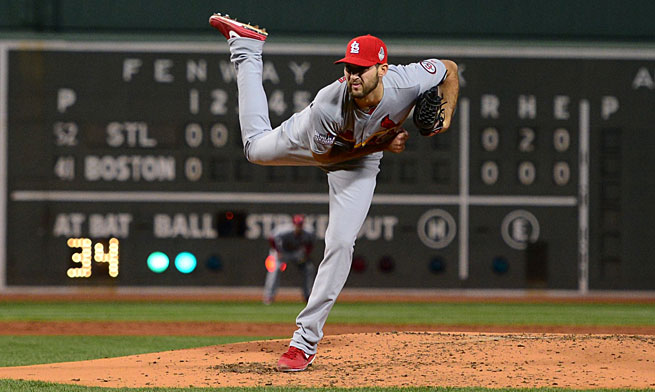 Michael Wacha already has one series-tying victory at Fenway Park in the Fall Classic. Now he has to do it again.