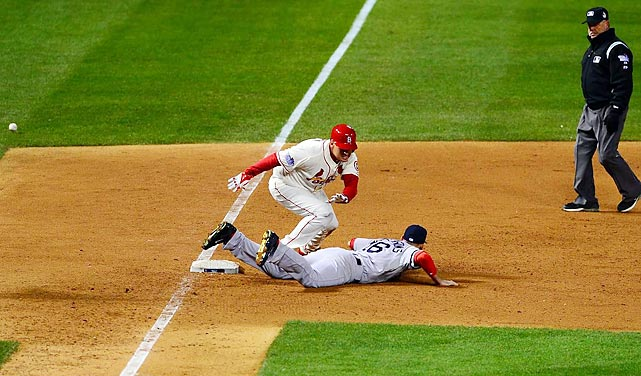 The obstruction rule states that intent does not matter in the rule's interpretation. Although Middlebrooks did not intentionally trip Craig, lying in the basepath was still grounds for obstruction.