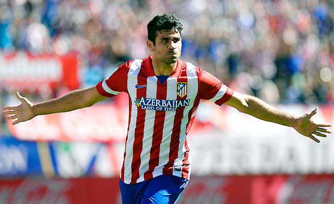 Though not cap-tied to either country yet, Diego Costa informed Brazil he intends to play for Spain.