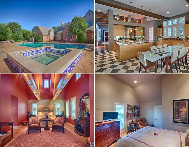 "In October 2013, Durant put his 5,500 square foot Oklahoma City home up for sale for a ""modest"" $1.95 million."