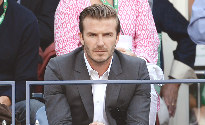 David Beckham's 2007 player contract with the LA Galaxy included an ownership option for the future.