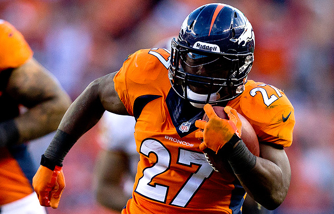 Knowshon Moreno, who initially battled for a starting position, has developed into a top fantasy RB.