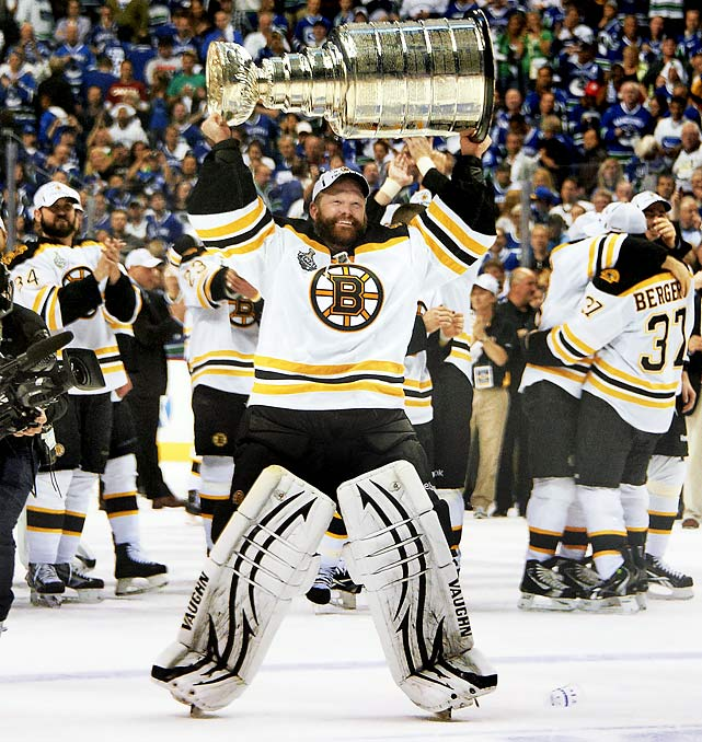 In 2011, the Bruins won their sixth Stanley Cup, defeating the Vancouver Canucks in seven games. Boston trailed 3-2 in the series, but won the final two games, including Game Seven on the road in Vancouver. Bruins goaltender Tim Thomas, who didn't allow more than three goals in a game in the finals, was awarded the Conn Smythe trophy as the most valuable player of the playoffs. It was Boston's first Stanley Cup championship since 1972.