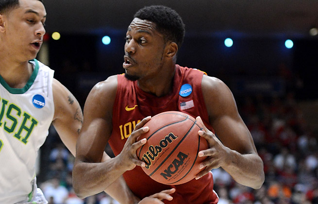 Iowa State's Melvin Ejim will be out to start the season after leading the Big 12 in rebounding last year.