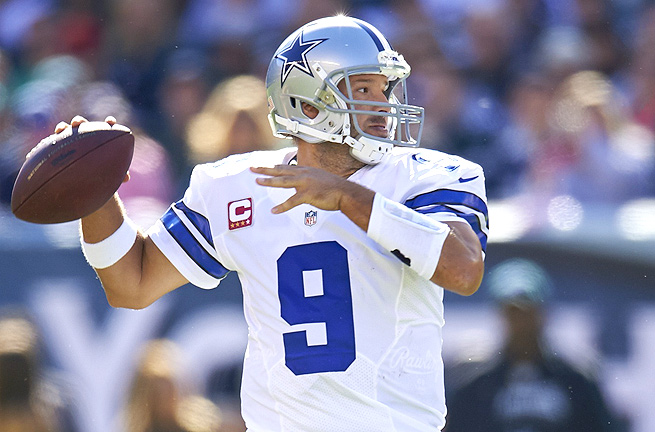 Tony Romo and the Cowboys shouldn't have any problems handling the Vikings at home this week.