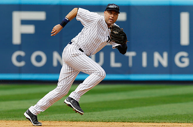 Derek Jeter is entering his 20th season with the Yankees but played only 17 games in 2013.