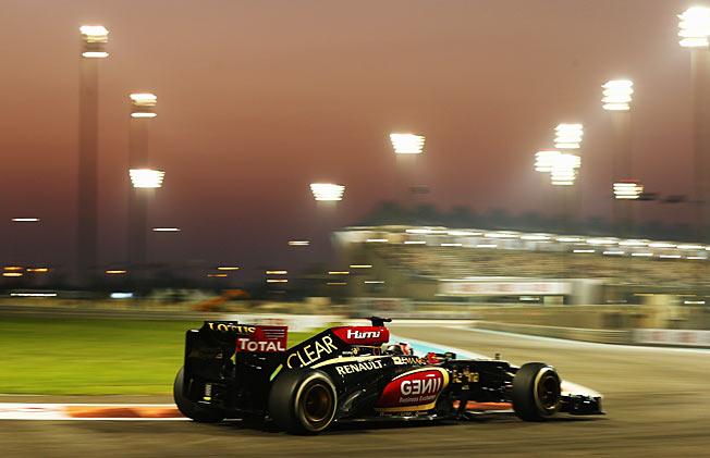 Kimi Raikkonen, who hasn't been paid by Lotus this year, is joining Ferrari next season.