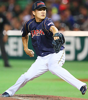 Masahiro Tanaka is the top international player available this offseason.