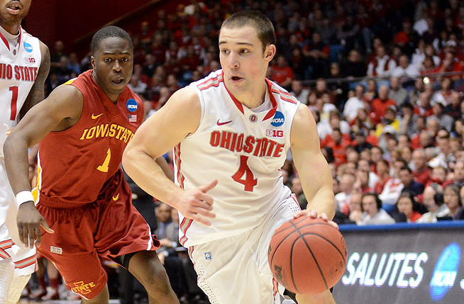 Aaron Craft spent much of the offseason tinkering with his shot in hopes of regaining his impressive freshman year three-point mark.