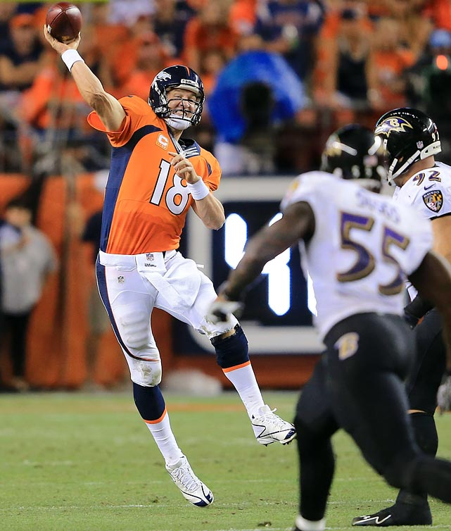 At 37, Manning's having the finest of his 16 seasons -- and he's been to 12 Pro Bowls.