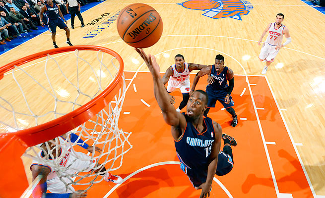 Kemba Walker is off to a sensational start for the Bobcats, averaging 18.5 points per game.
