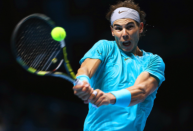 Rafael Nadal has maintained a high level of momentum this year which propelled him to the No. 1 spot.