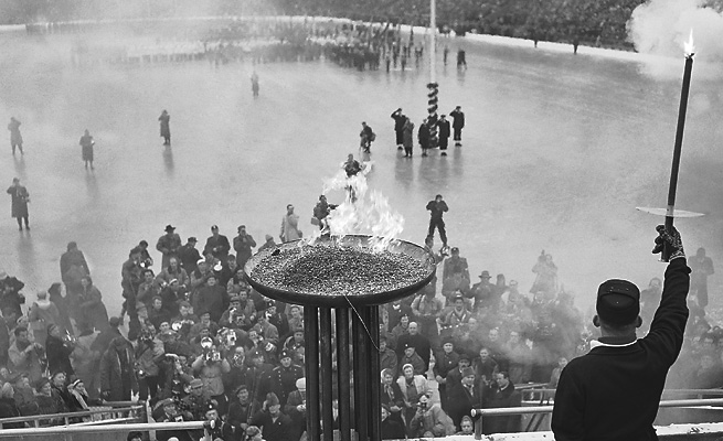 Oslo last hosted the Winter Olympics in 1952 when the Games comprised just 22 events.