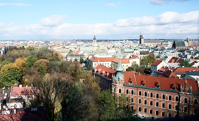 Krakow, Poland would serve as the main hosting city for the Olympic bid from Poland and Slovakia.
