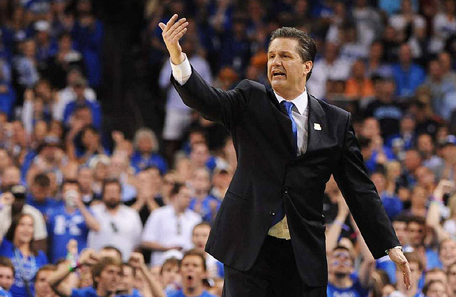 John Calipari has said he wants an undefeated season, and he has assembled the team to do it.