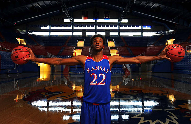Will Andrew Wiggins be the best player in the country? Will he even be the best player on his own team?