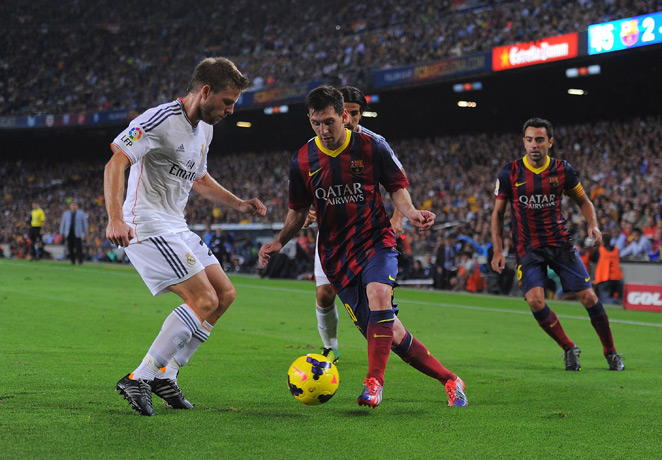 Fierce rivals Barcelona and Real Madrid won't be able to face each other in the Copa del Rey until the final, following the results of Friday's draw.