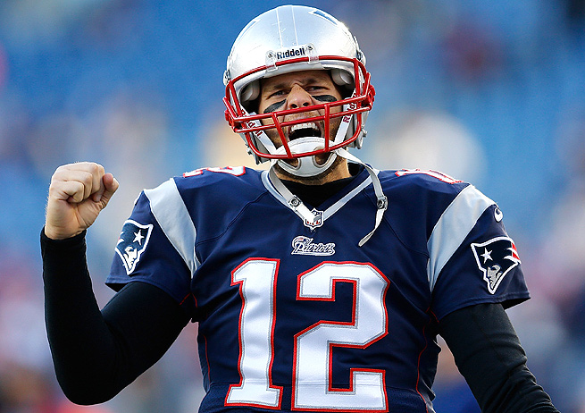 Tom Brady put up his best game of the season vs. the Steelers, throwing for 432 yards and four TDs.