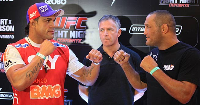 Dan Henderson will be looking to end a two-fight losing streak when he takes on Victor Belfort.