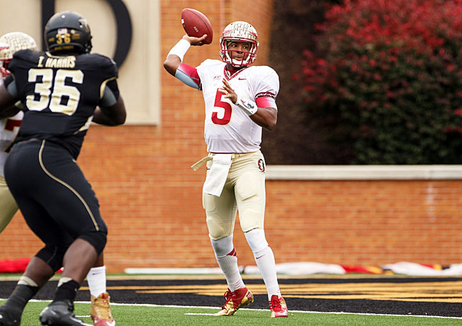 After routing Wake Forest, Jameis Winston and Florida State have now outscored opponents 468-108.