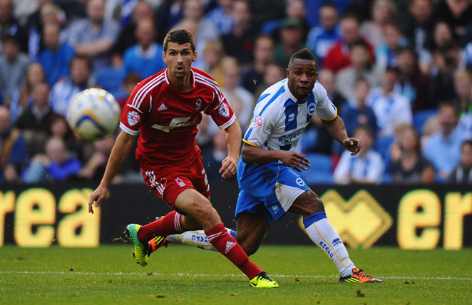 Nottingham Forest right back Eric Lichaj earned his first USA call-up under Jurgen Klinsmann, and his first recall since the 2011 CONCACAF Gold Cup final.