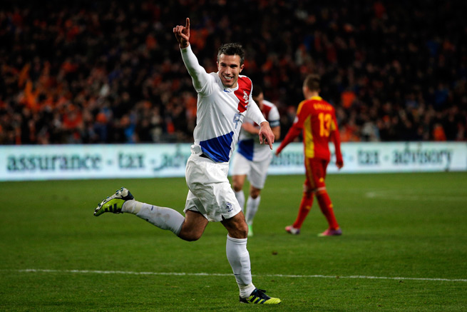 Manchester United forward Robin van Persie, who recently became the Netherlands' all-time leading scorer, has withdrawn from his nation's upcoming friendlies against Japan and Colombia.