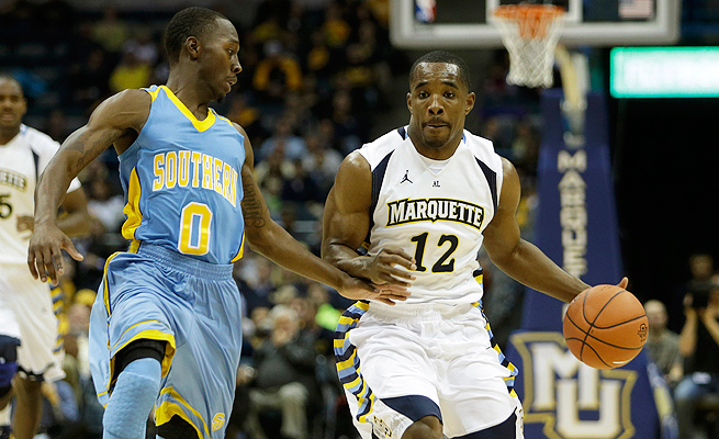 """Head coach Buzz Williams says Derrick Wilson (pictured) is """"ready for the next step."""""""