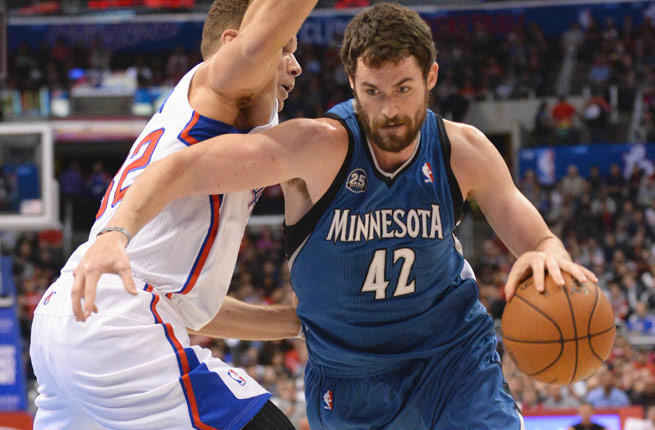 In pursuit of his first playoff berth, Kevin Love is averaging 26.4 points and an NBA-best 15 rebounds.
