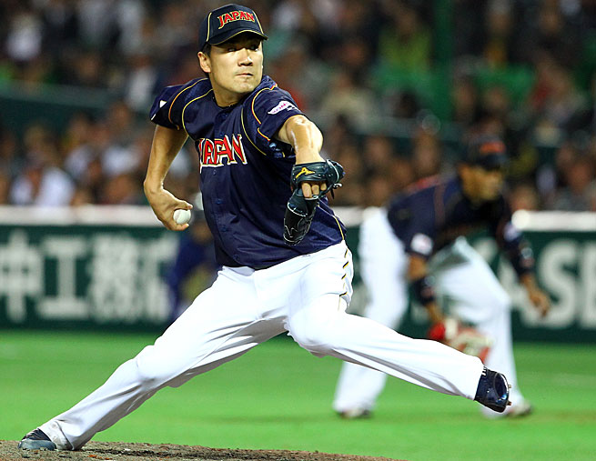 Pitcher Masahiro Tanaka could be one of the top players available this offseason.