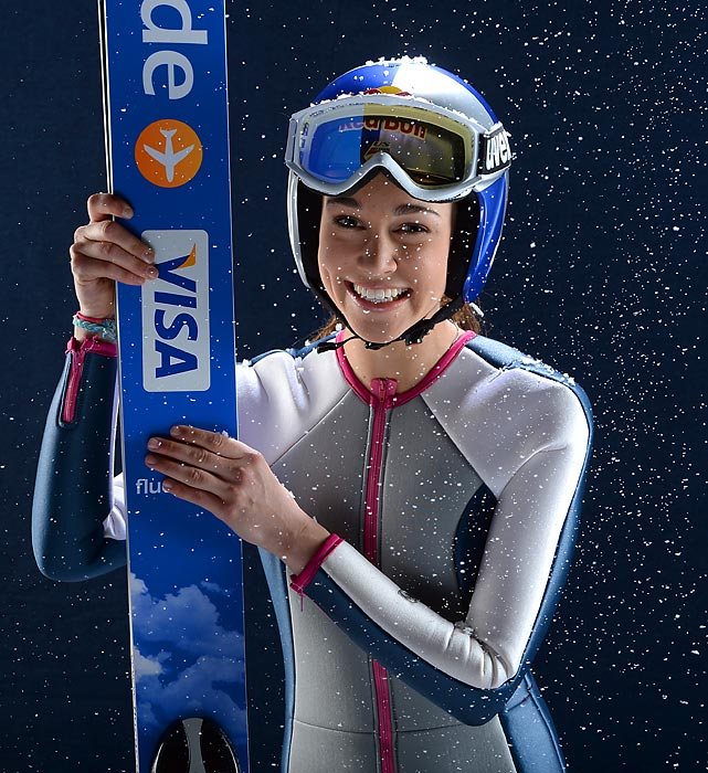 With women's ski jumping set to make its Olympic debut at the Sochi Winter Olympics (Feb. 7-23), keep an eye on Sarah Hendrickson. The 19-year- old expects to be recovered from an August knee injury in time to vindicate a spectacular stretch that saw her win a world title and 12 world-cup events over two seasons.