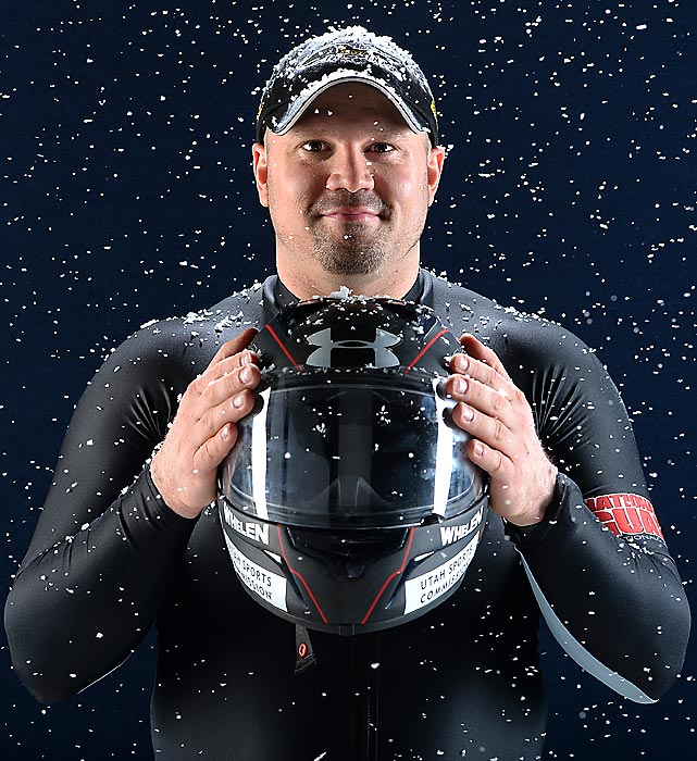 The man who drove the U.S. four-man bobsled to gold in Vancouver is back this year looking for a double. Look for Steven Holcomb's famed Night Train sled in the four-man event and a new two-man sled designed by BMW.
