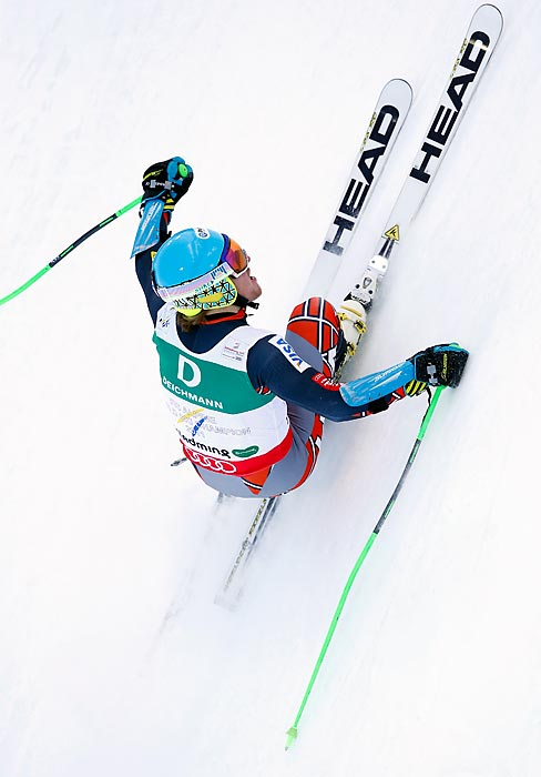The U.S. alpine veteran won gold in the combined in 2006. Last year Ted Ligety captured three golds at the world championships in Schladming, Austria (combined, giant slalom and Super-G), Should he repeat that feat in Sochi, he'd join the all-time greats.